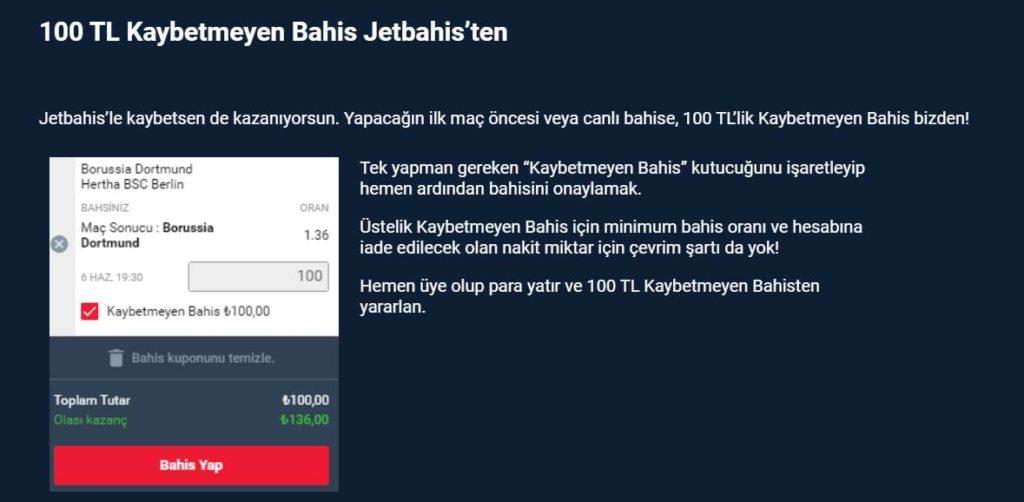 JetBahis Bonus Seçenekleri
